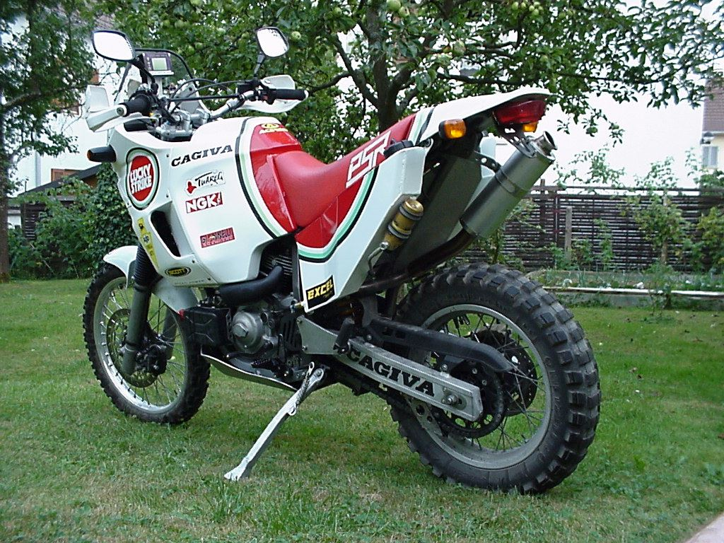 Cagiva W 8 1991 images #94570
