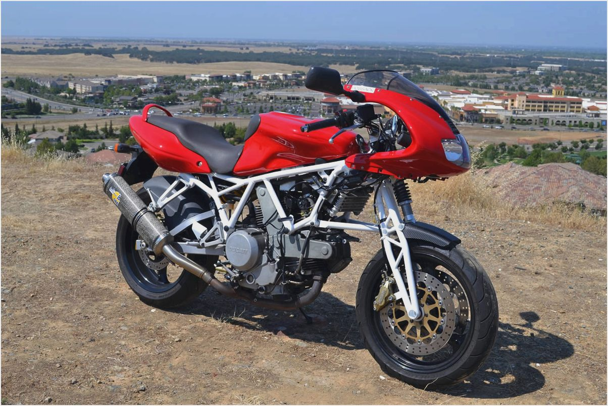 Ducati 800 Sport 2005 wallpapers #11588