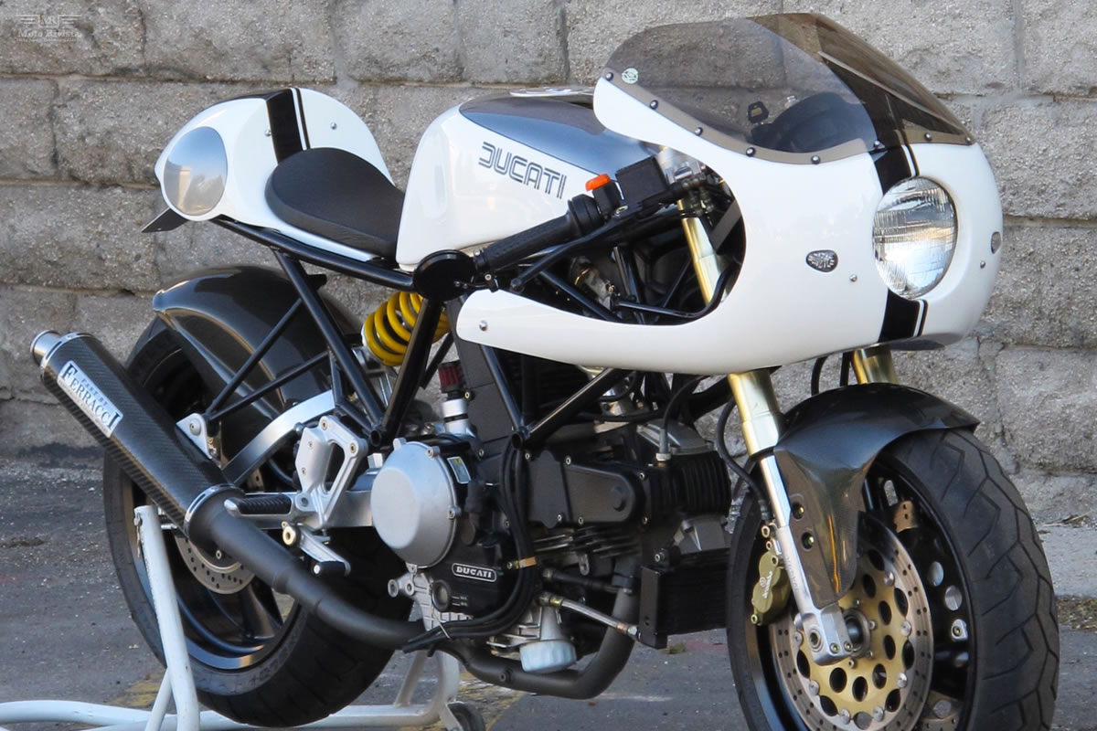 Ducati 900 SS 1993 wallpapers #10796