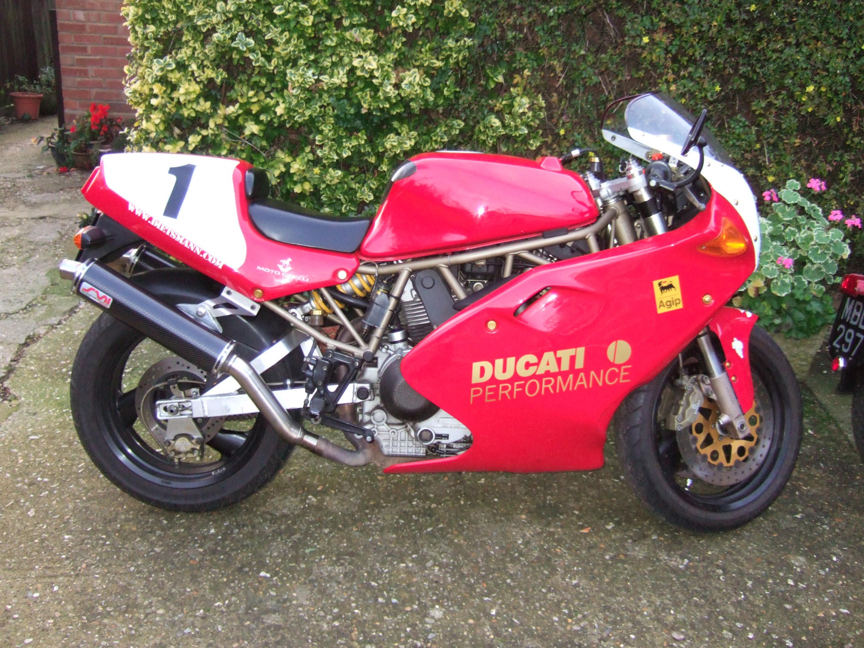 Ducati 900 SS FE 1998 wallpapers #156306