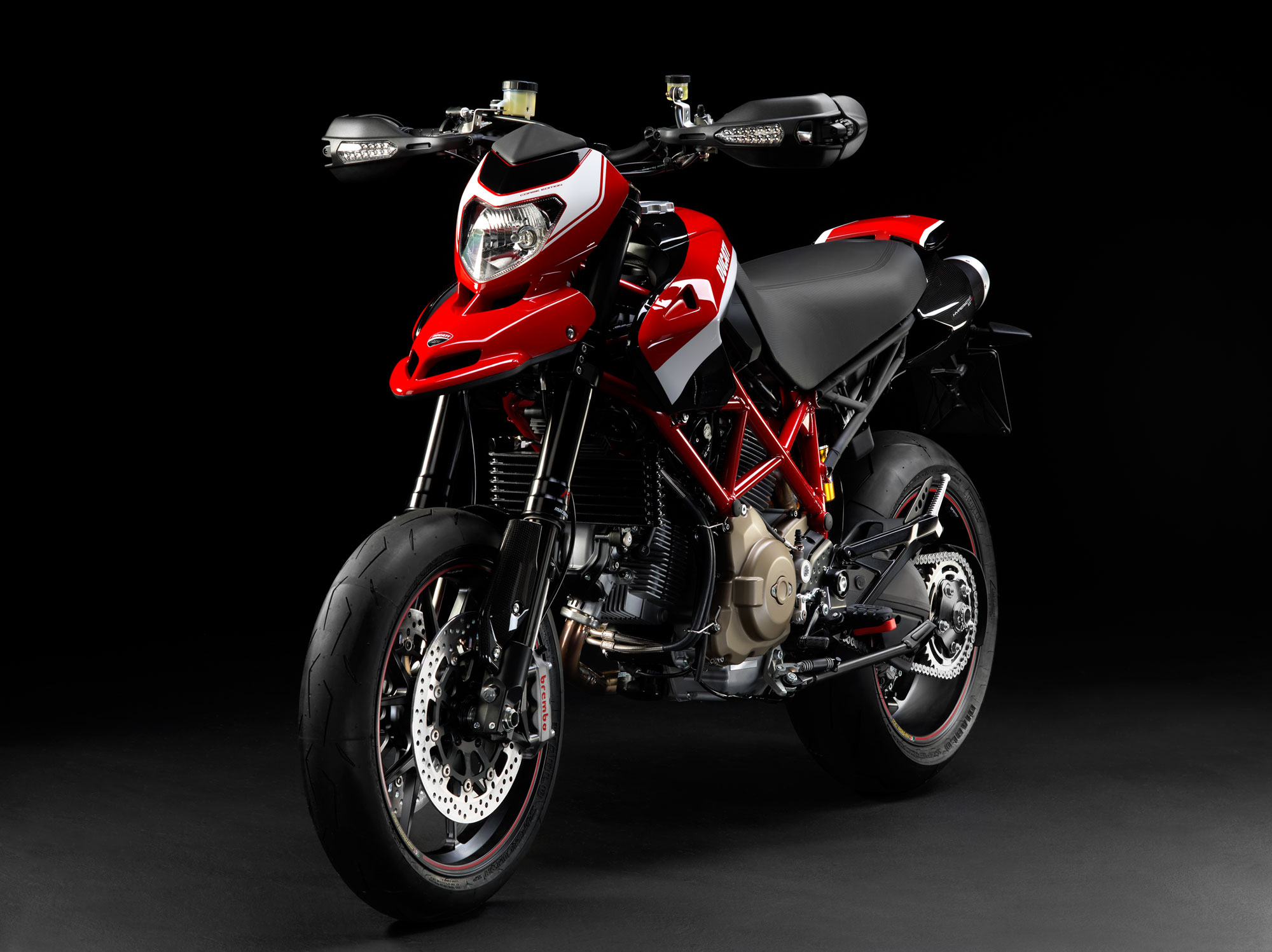 Ducati Hypermotard 1100 EVO SP 2011 images #79397