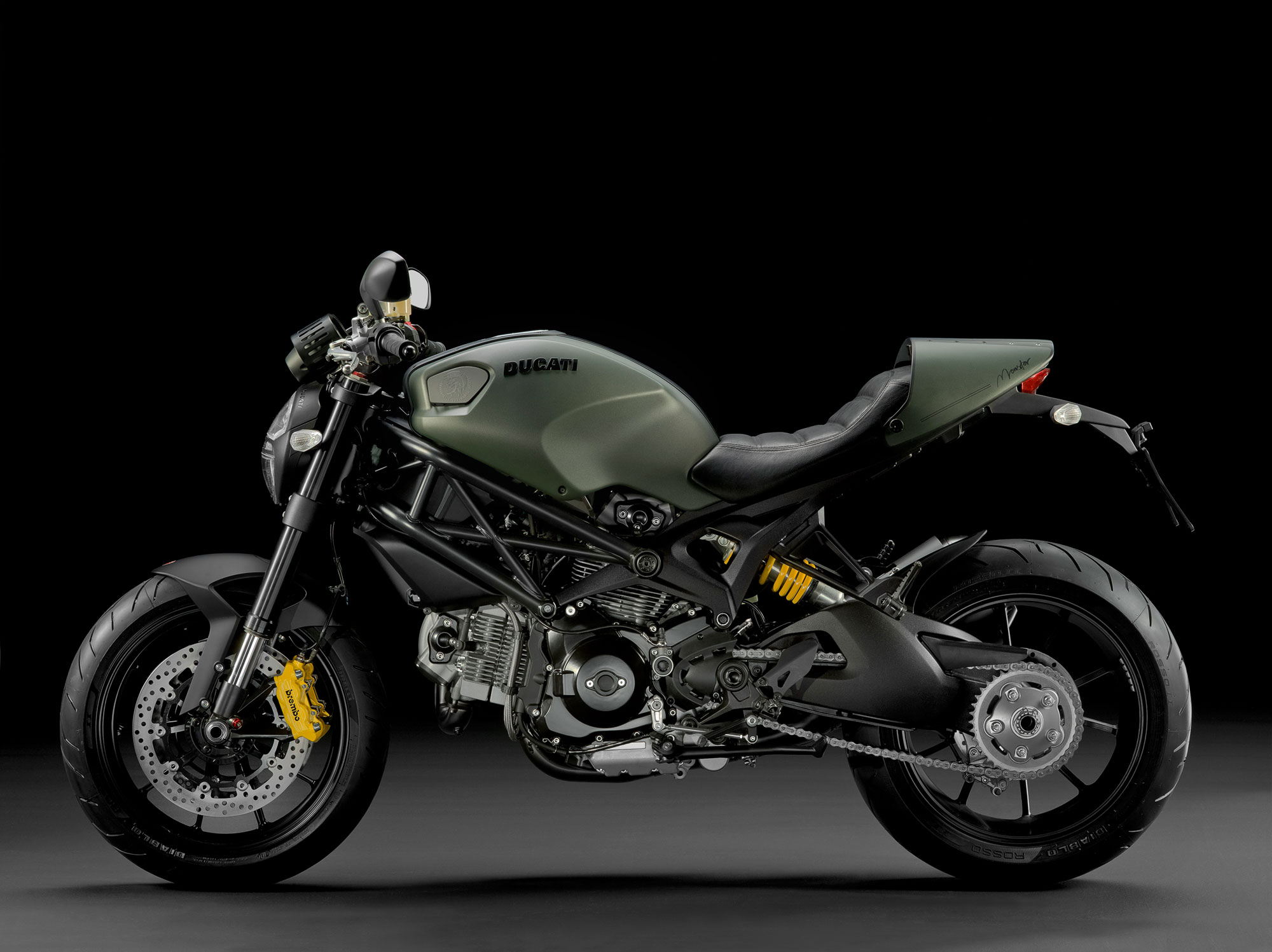 Ducati Monster 696 20th Anniversary 2013 wallpapers #26677