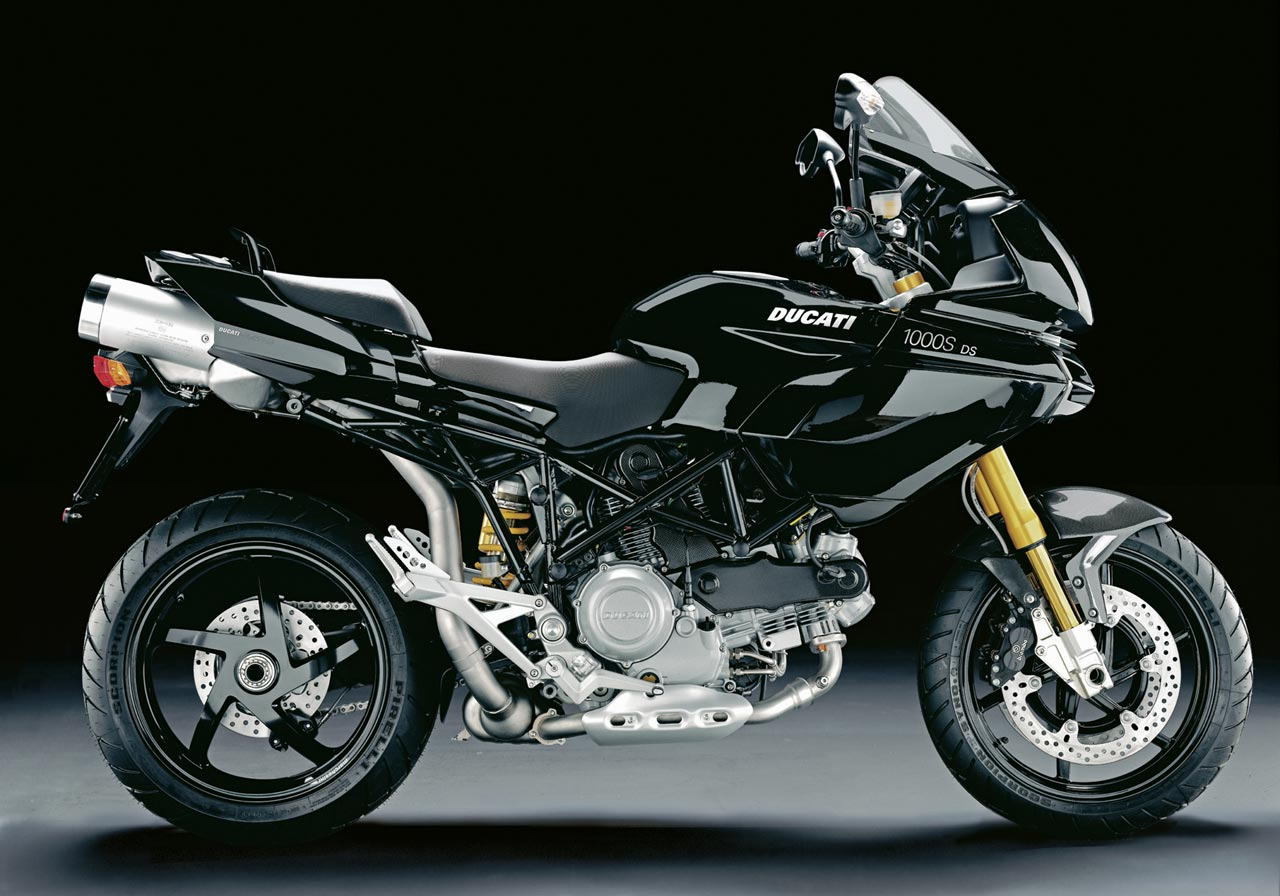 Ducati Multistrada 1000 DS 2006 images #79198