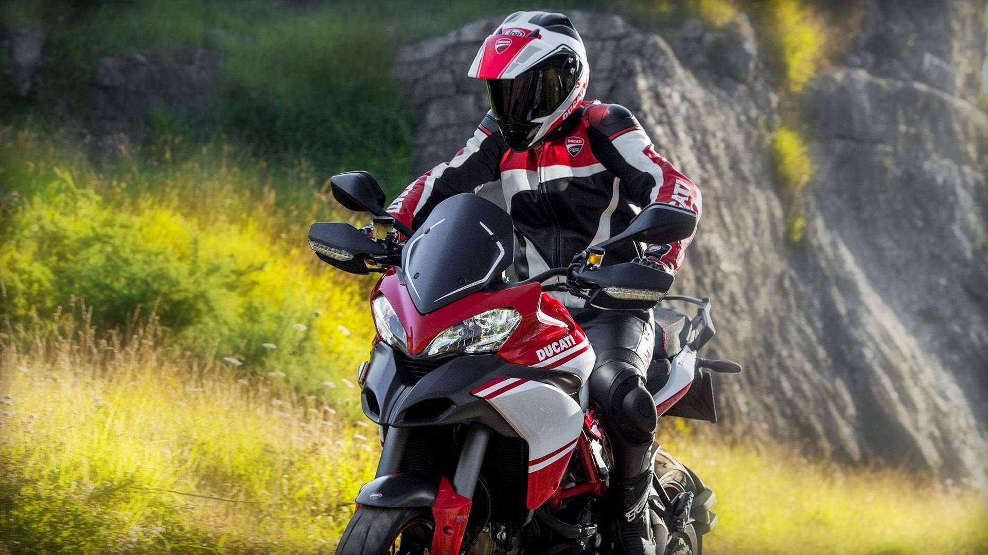Ducati Multistrada 1200 S Pikes Peak Edition 2014 wallpapers #13080