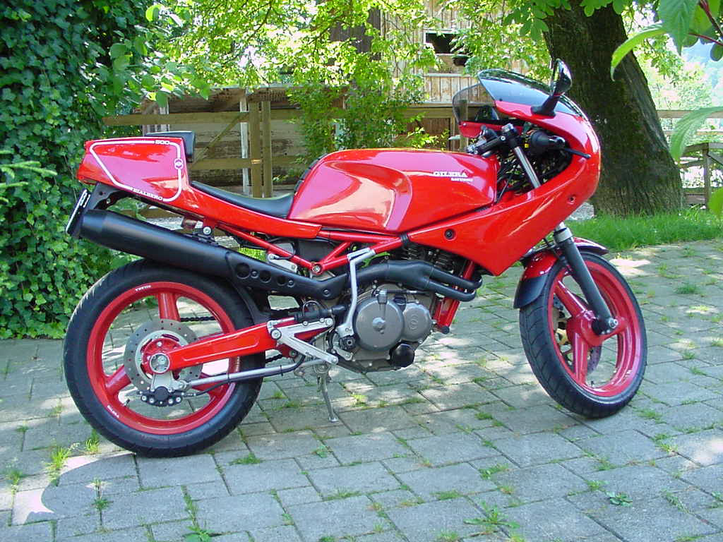 Gilera 500 Dakota 1988 images #95167