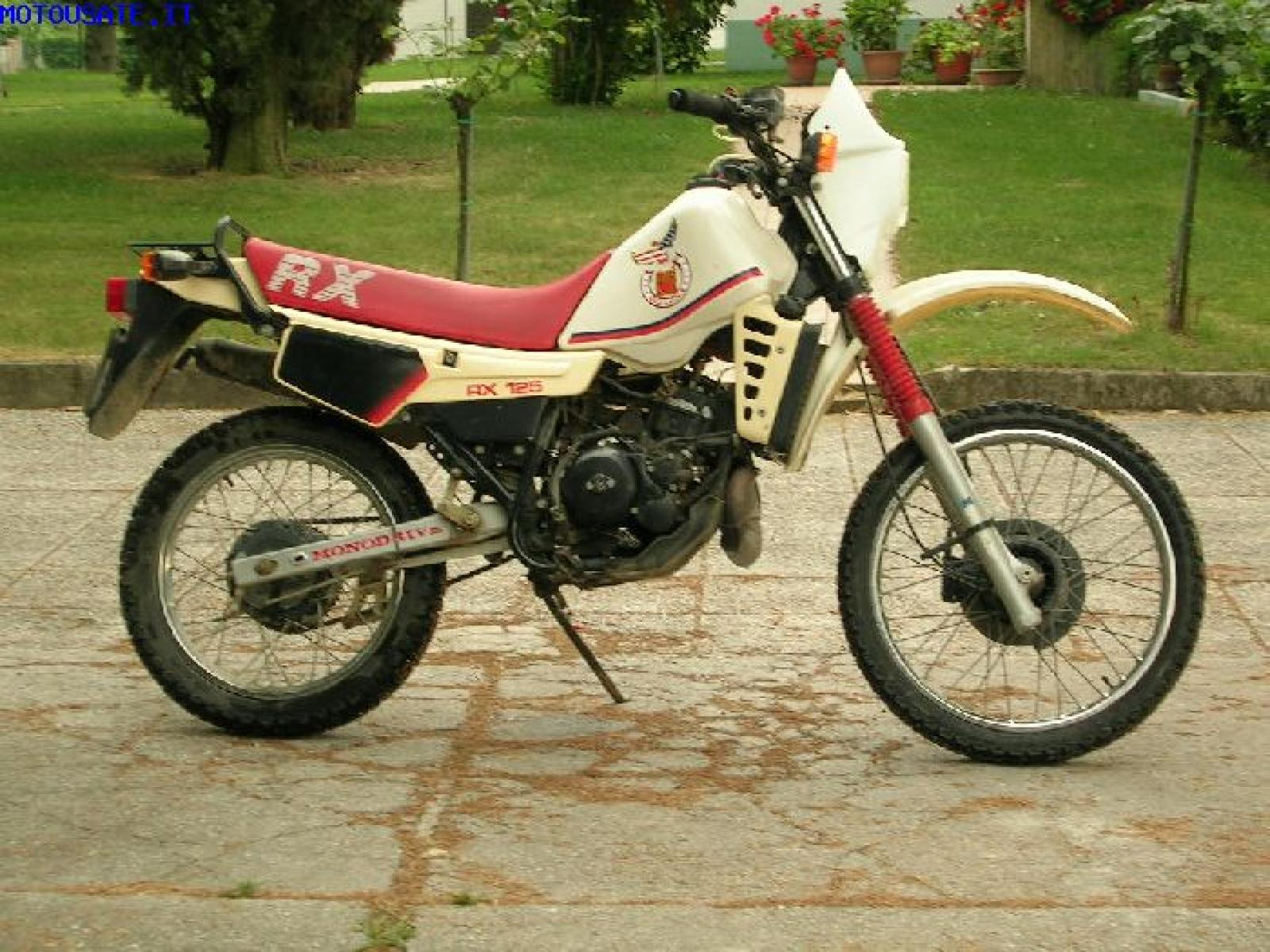 Gilera RX 125 Arizona 1985 images #73257