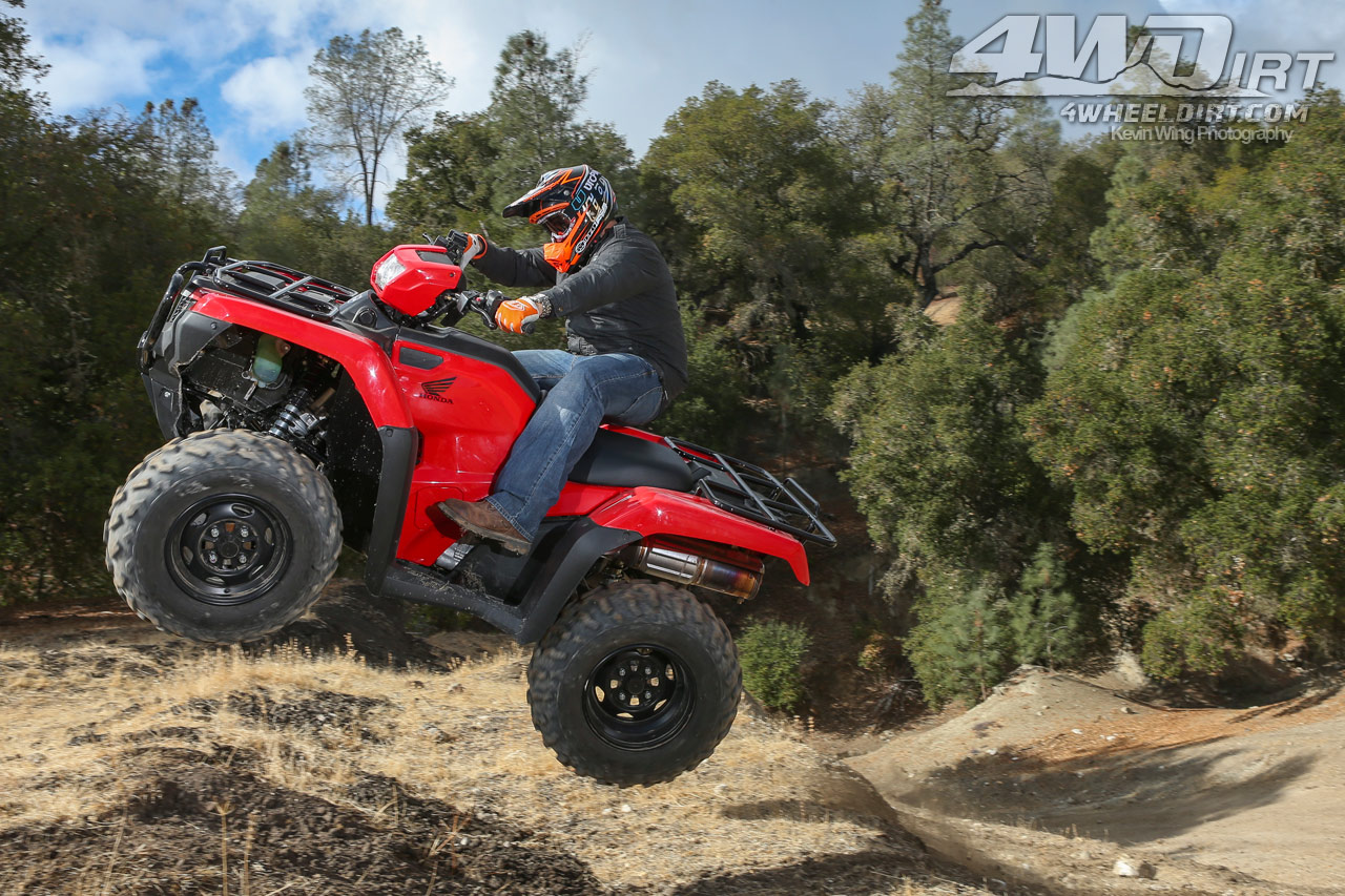 2015 honda fourtrax foreman 4x4 pics specs and information. Black Bedroom Furniture Sets. Home Design Ideas