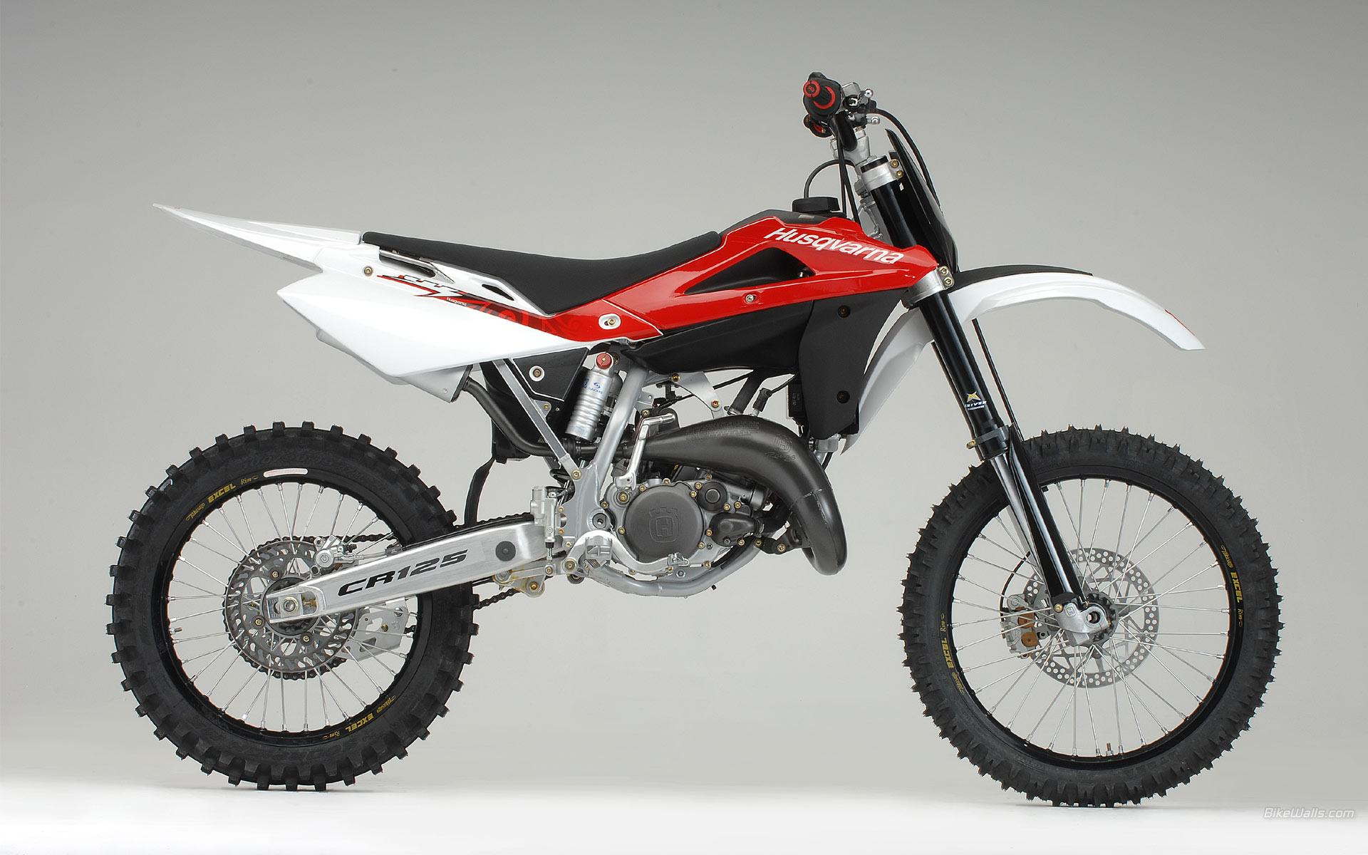 2008 husqvarna cr 125 pics specs and information. Black Bedroom Furniture Sets. Home Design Ideas