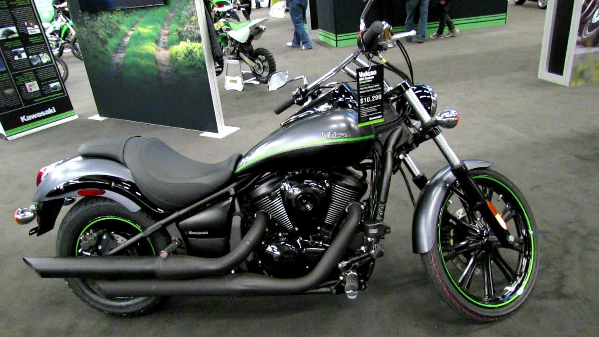 Kawasaki Vncustom For Sale