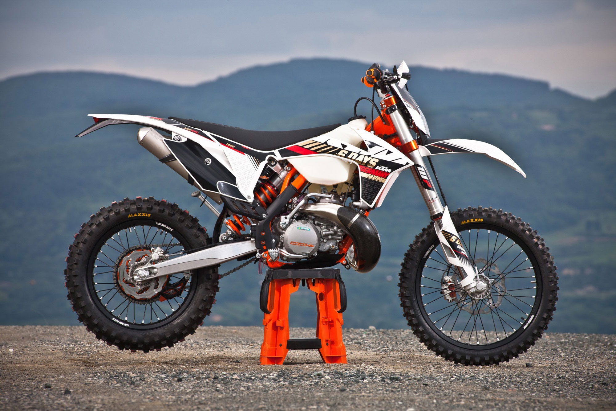 KTM 300 MXC 2005 images #86437