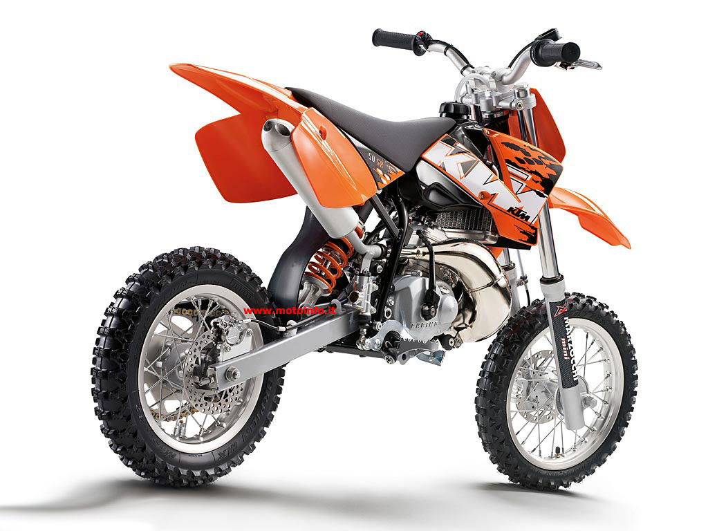 KTM 50 Senior Adventure 2007 wallpapers #135284