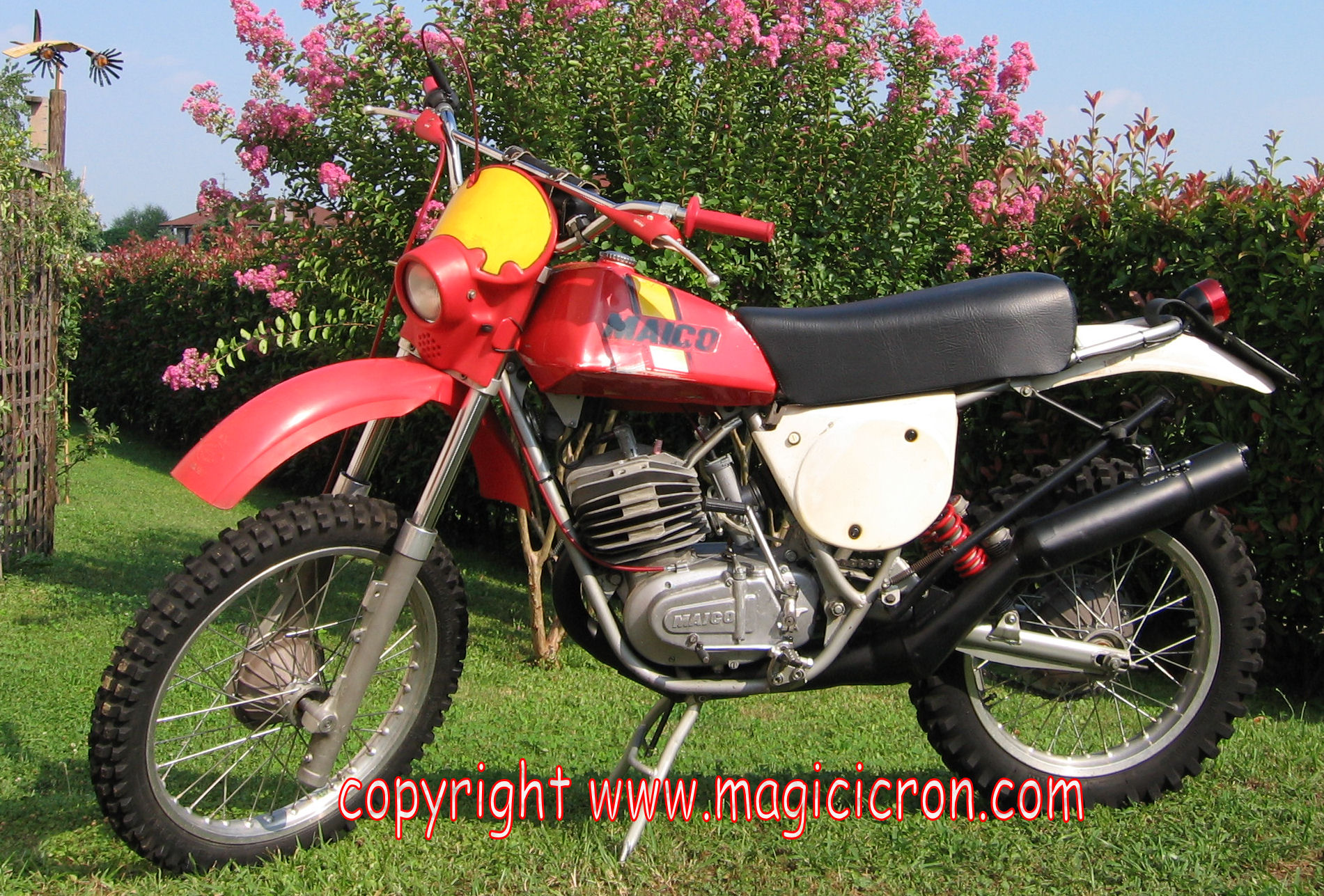 Maico MD 250/6 1977 images #102899