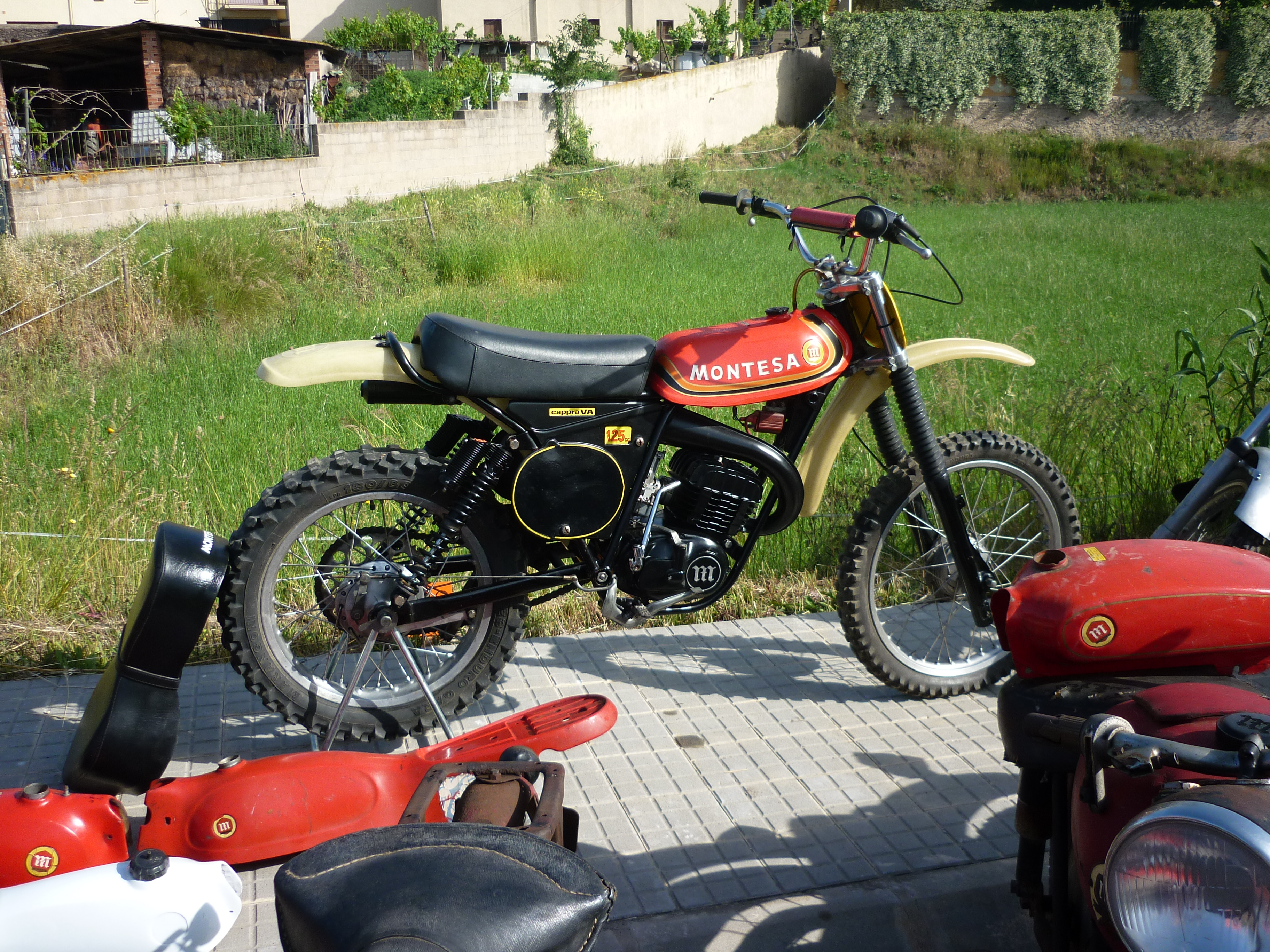 Montesa 125 H6 1979 wallpapers #139352