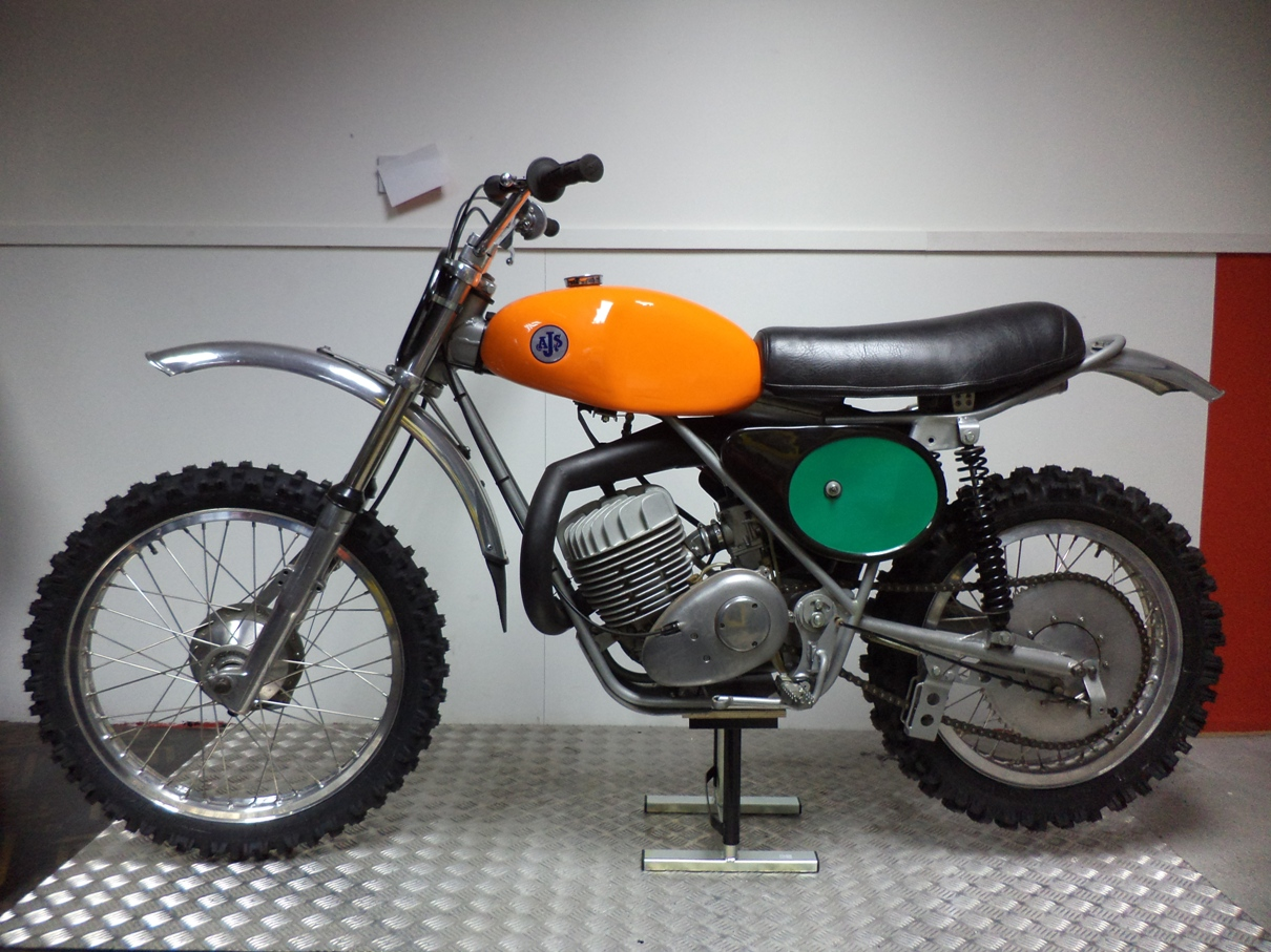 Montesa 250 King Scorpion 1973 images #105657