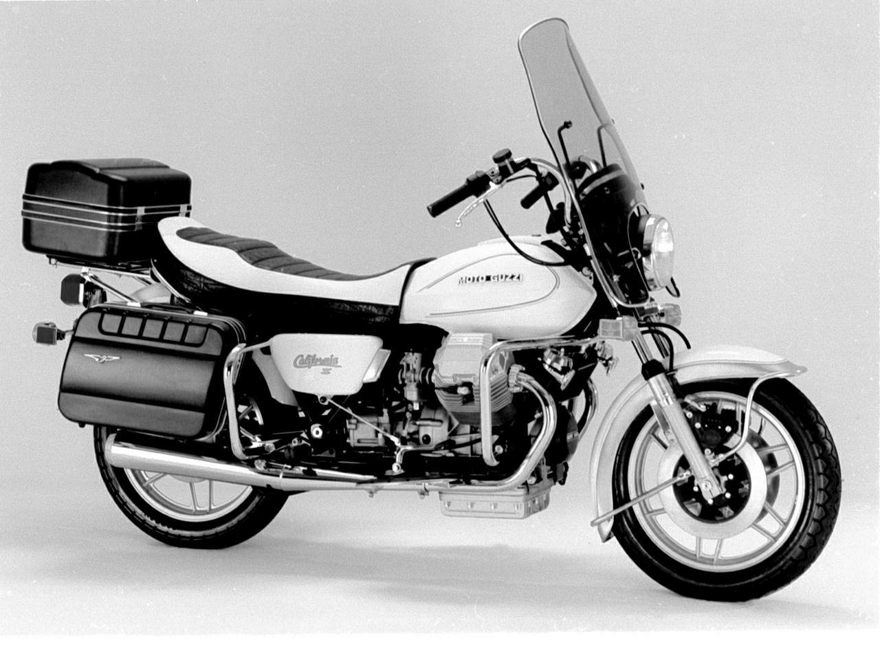 Moto Guzzi California II 1981 images #106750