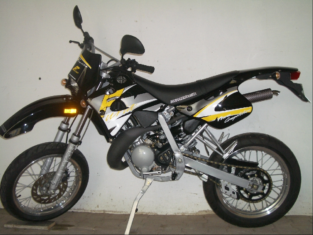 Motorhispania Furia Max 50 Supermotard 2007 images #112068