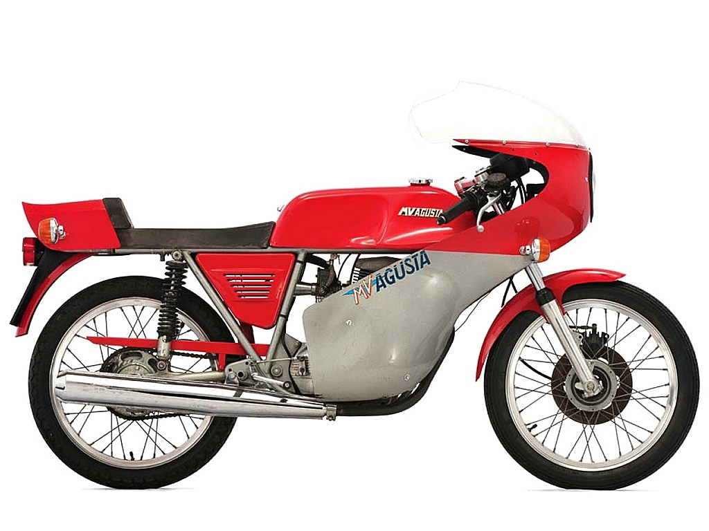 MV Agusta 125 S 1977 images #113061