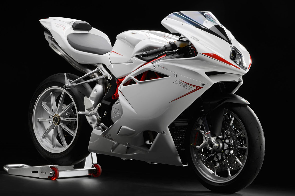 MV Agusta F4 2013 images #114237