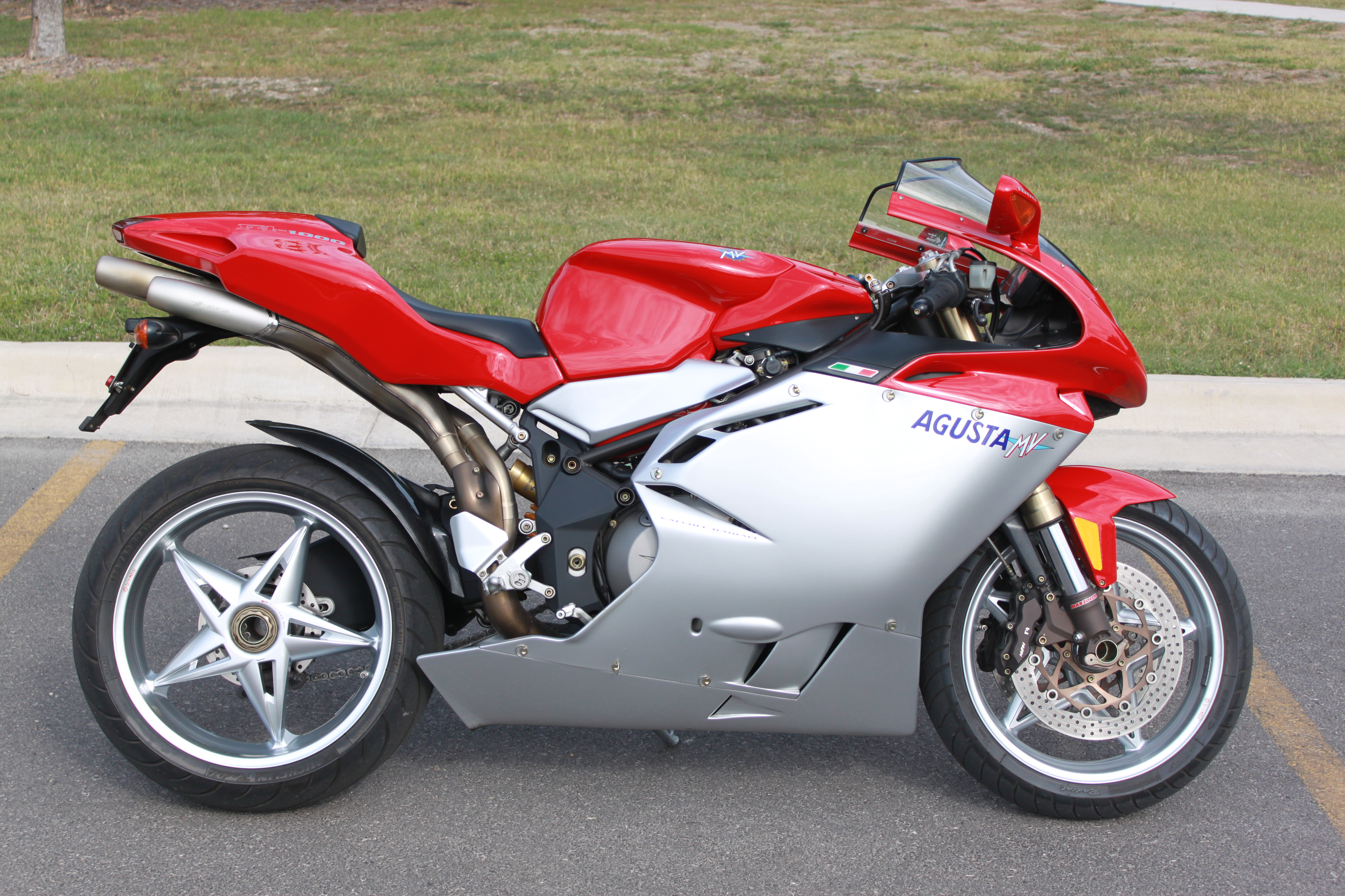 MV Agusta F4 S 1+1 2001 images #113352