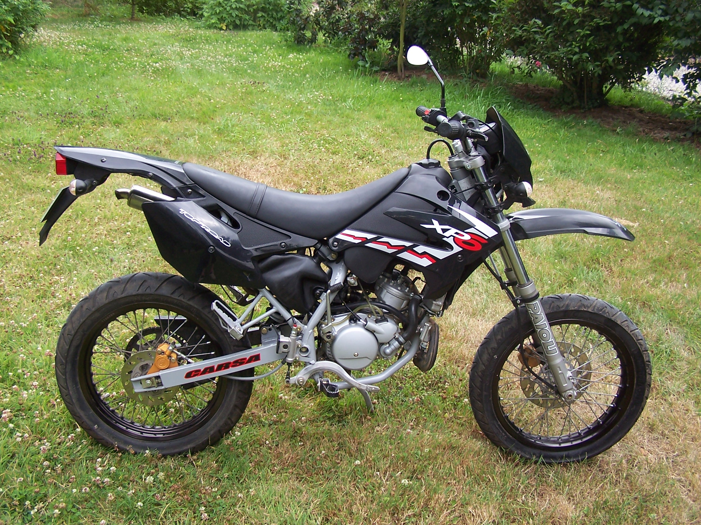 Peugeot XP6 50 Supermotard 2001 images #118977
