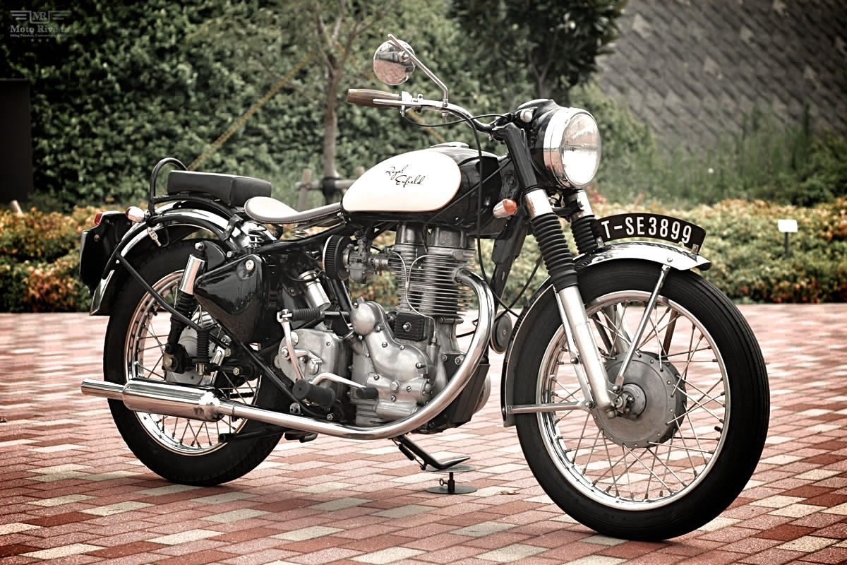 Royal Enfield Bullet 350 Classic 2009 images #123513