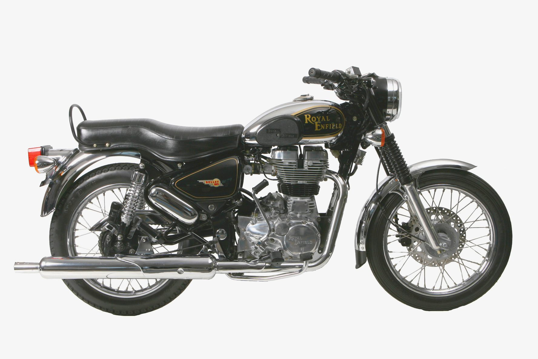Royal Enfield Bullet 500 ES Deluxe 2006 images #123712