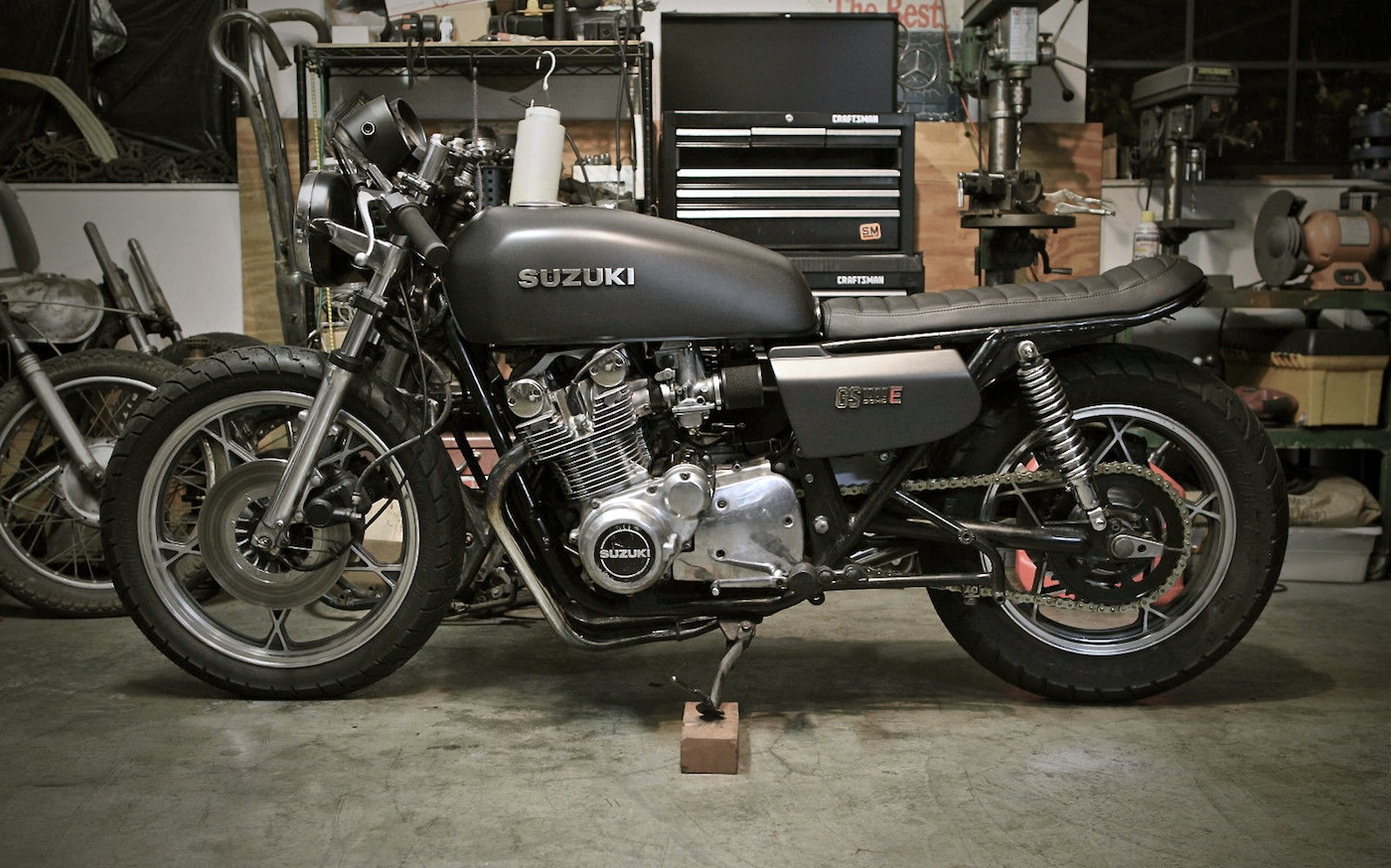 Suzuki Gs 1000 E Pics Specs And List Of Seriess By Year 1980 Wiring Diagram