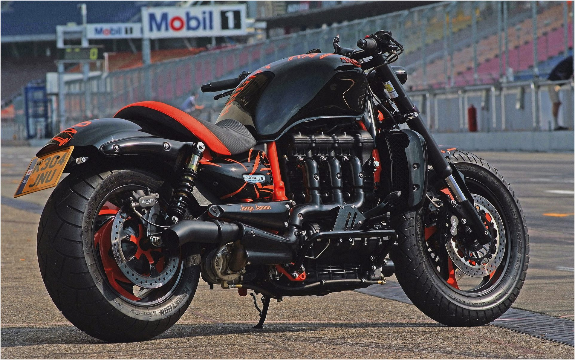 Triumph Rocket III Touring images #126296