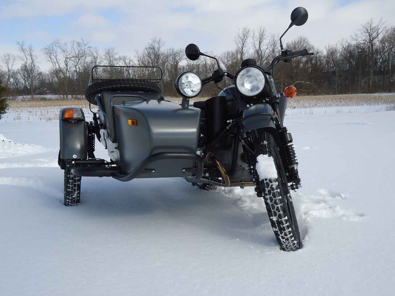 Ural Wolf 2005 images #128042