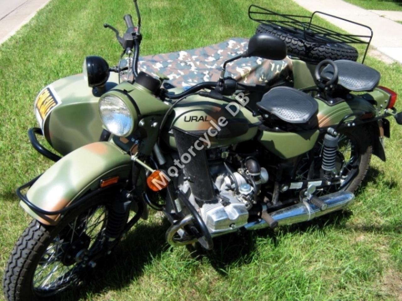 Ural Wolf 2007 images #128142