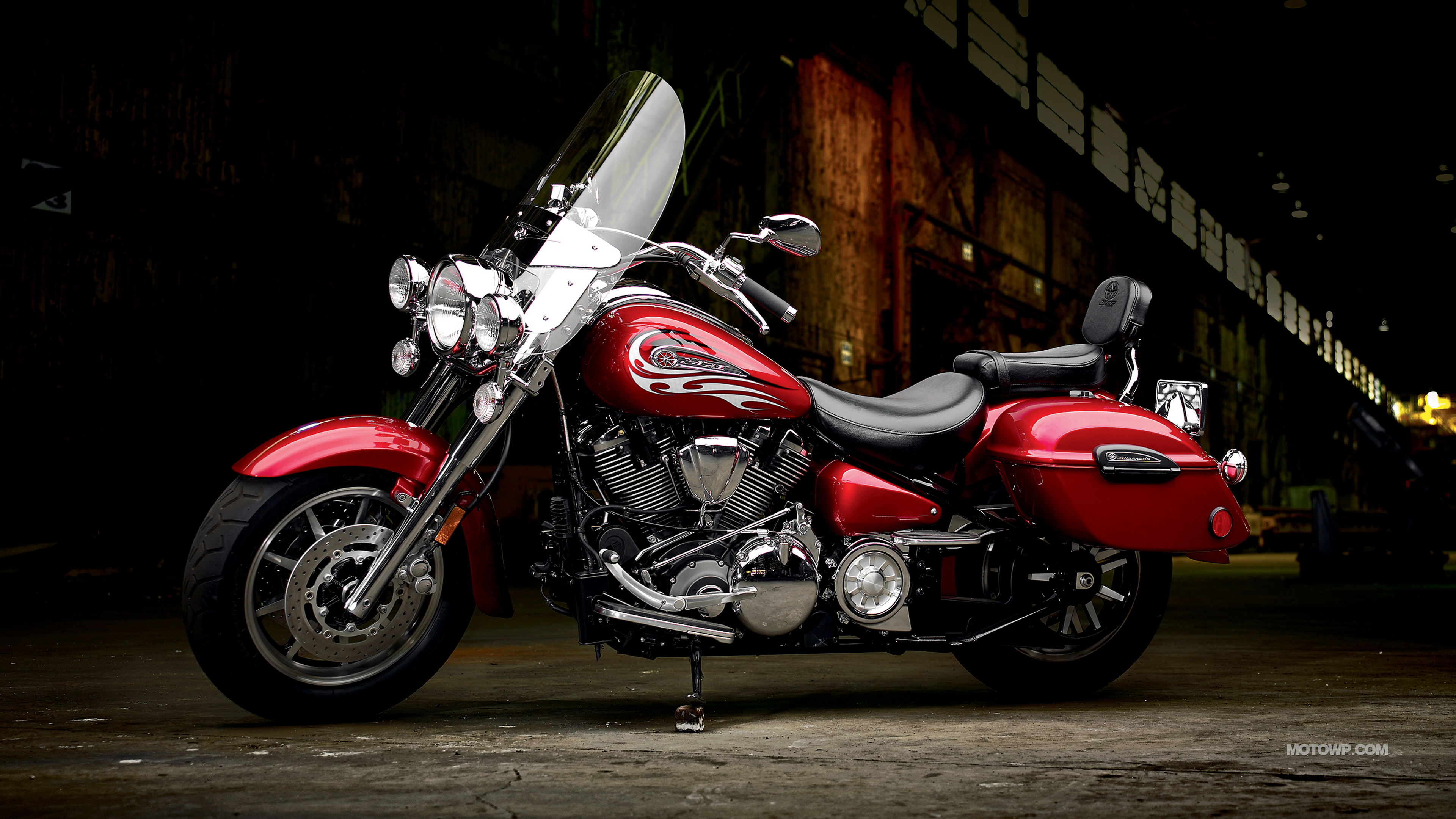 What Was The Last Year For Yamaha Road Star