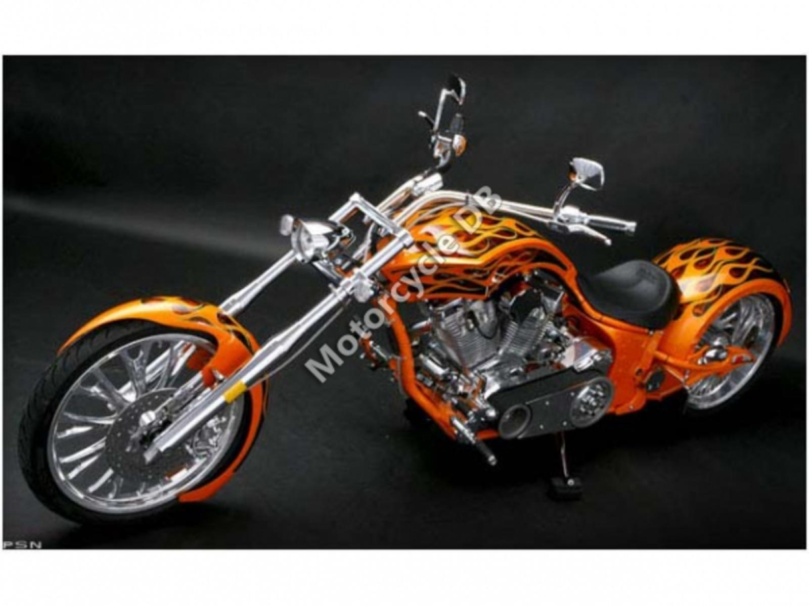 Big Bear Choppers Athena 114 X-Wedge 2009 images #92591