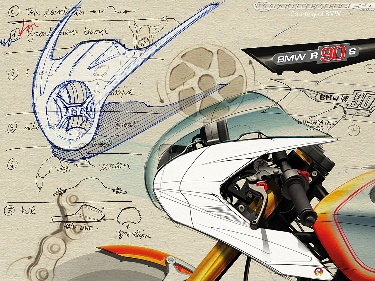 BMW Concept Ninety 2013 wallpapers #142026