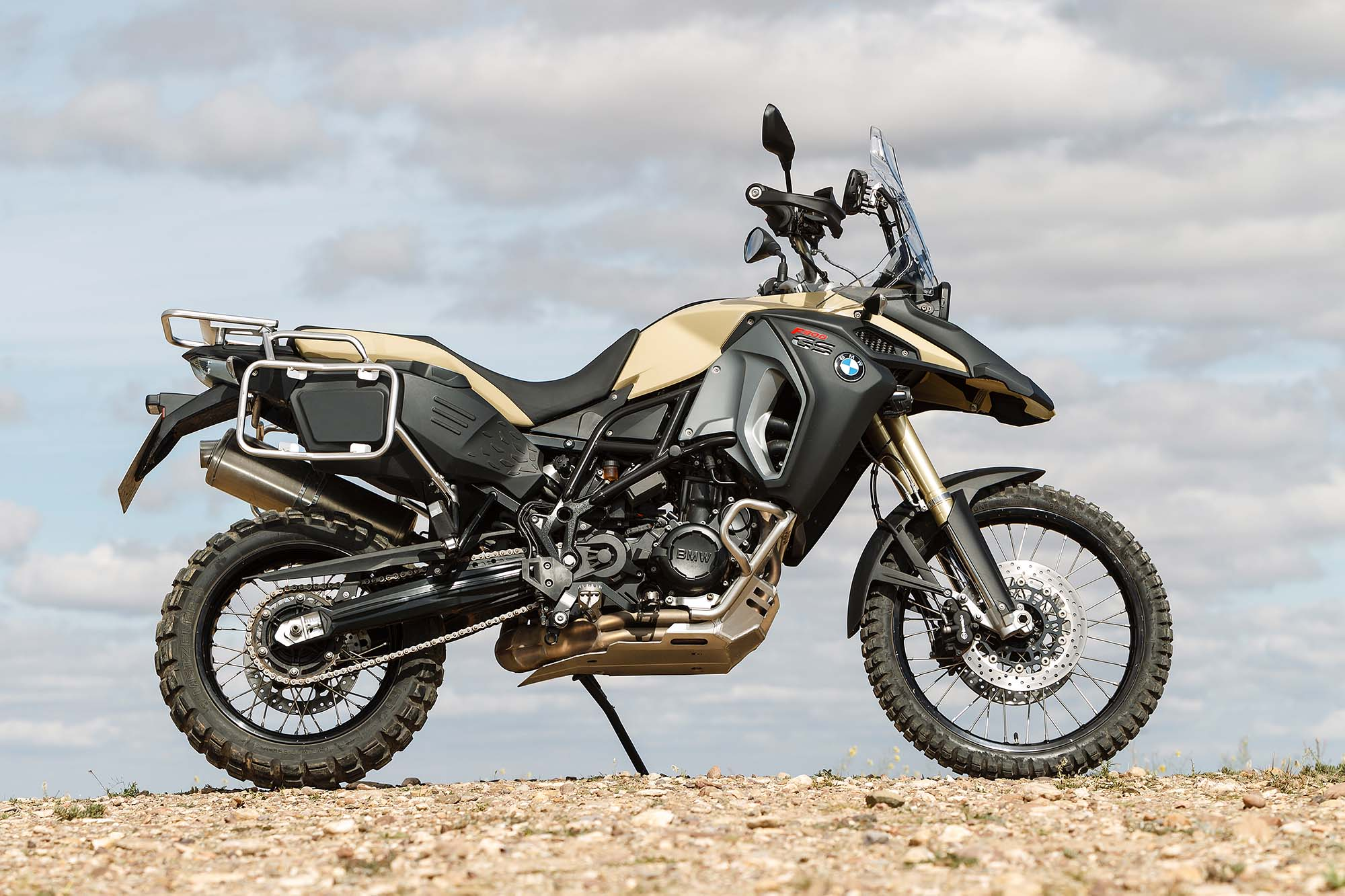 BMW F800GS Adventure 2015 wallpapers #133899