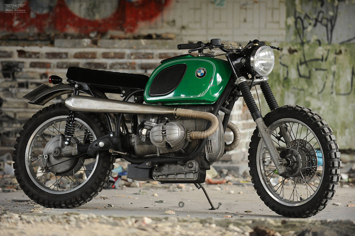 bmw r100 7 weight loss