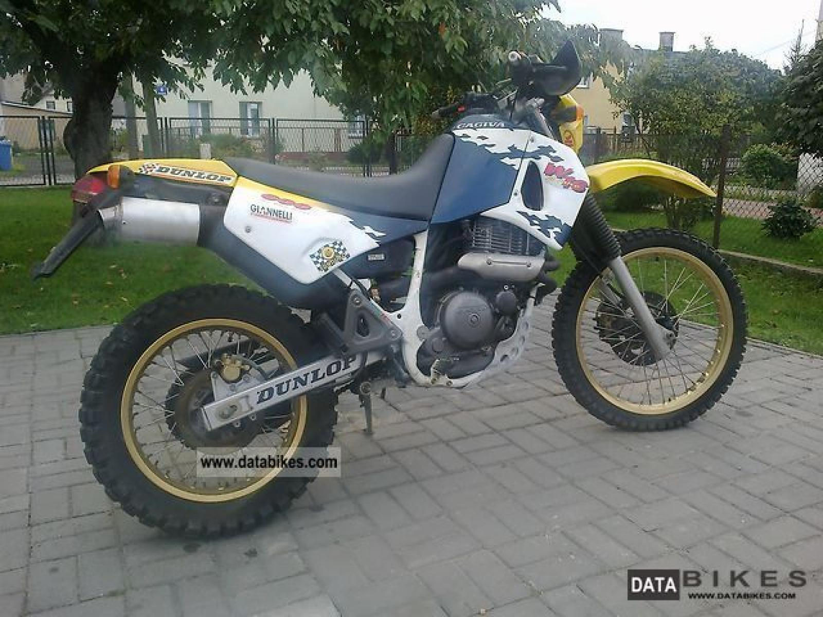 Cagiva 600 W 16 images #67240