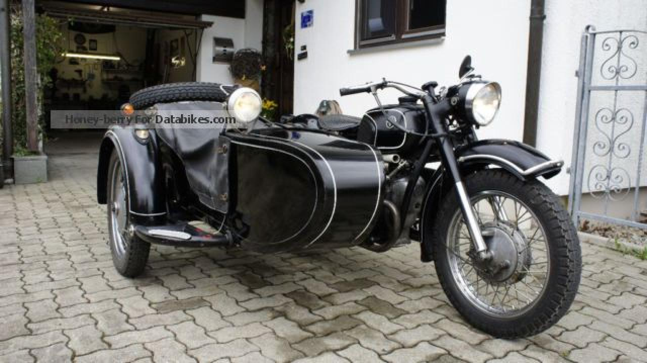 Dnepr MT 10 with sidecar 1983 images #95563