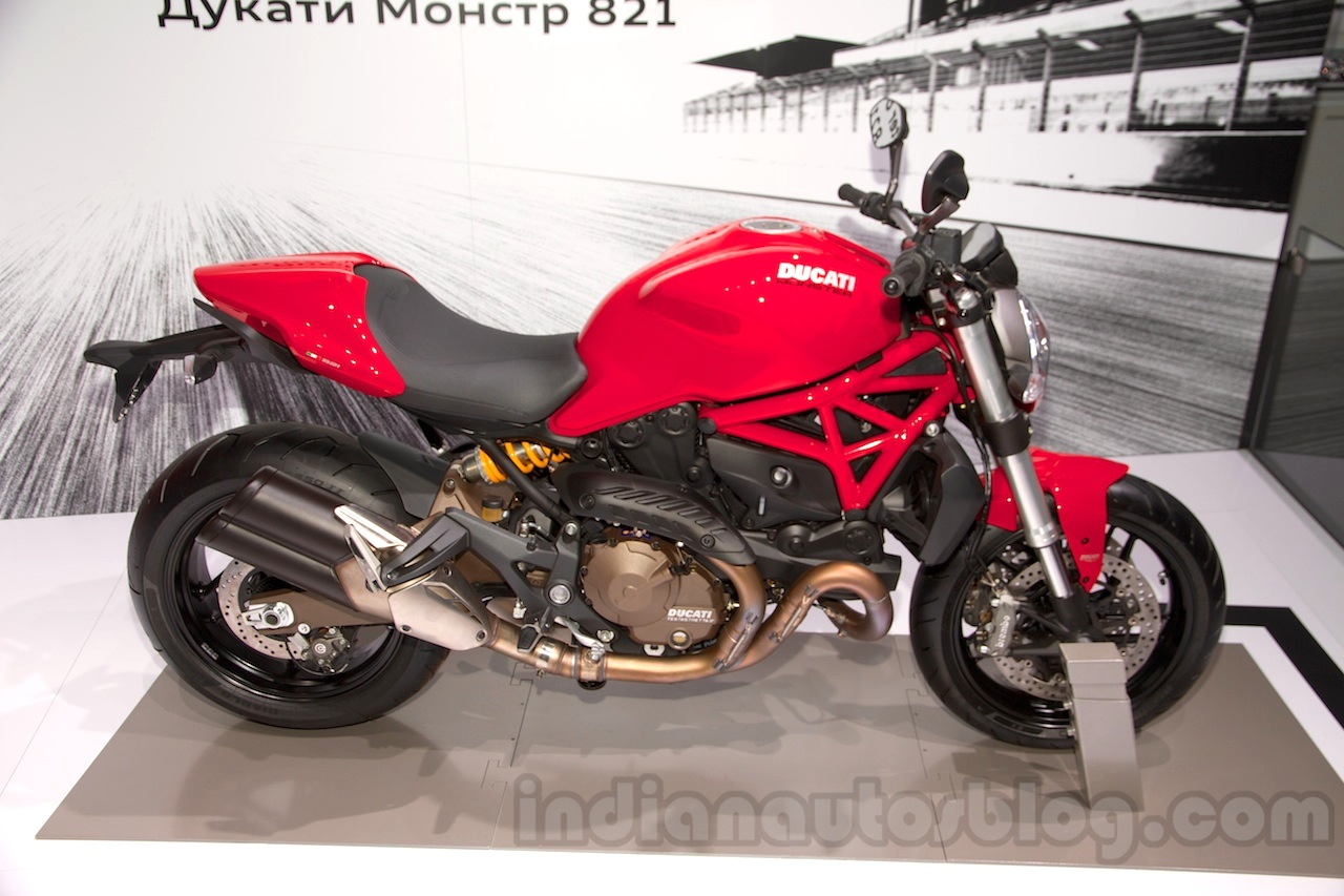 Ducati Monster 1200 wallpapers #163849