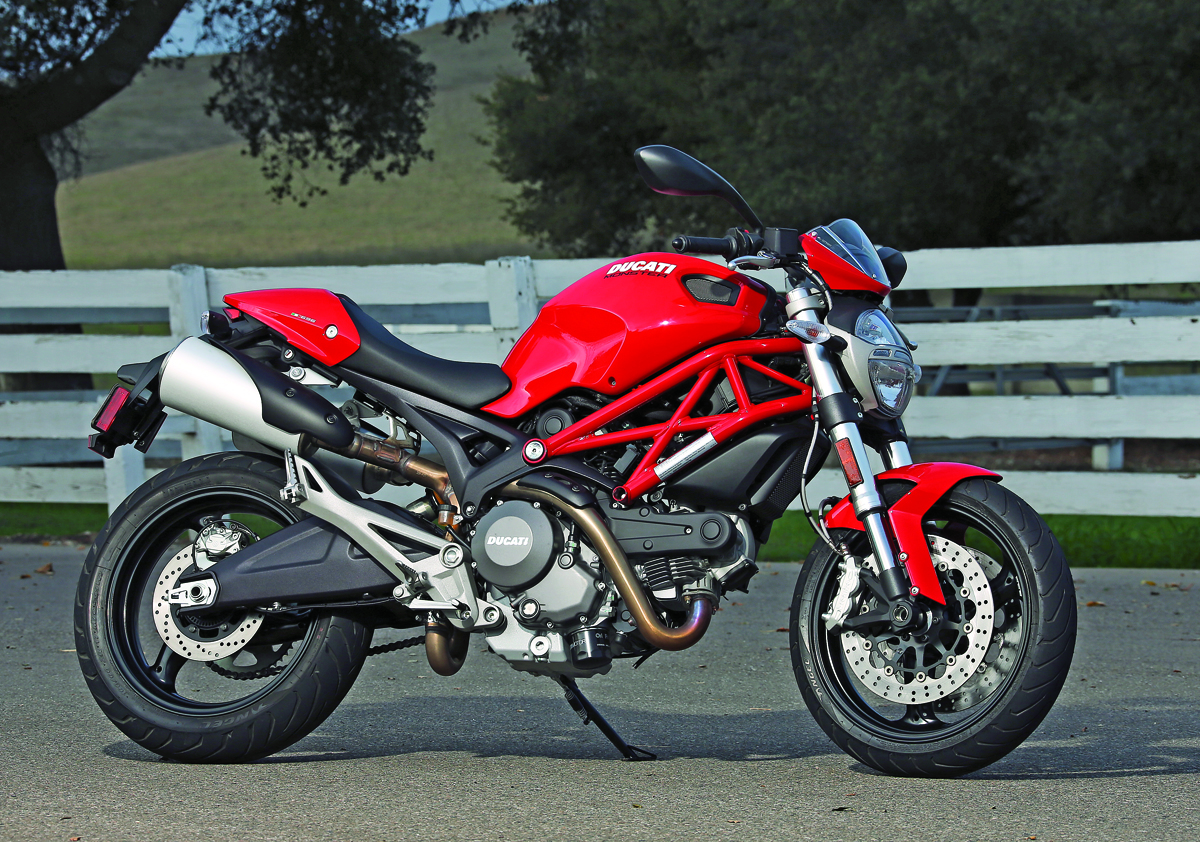 Ducati Monster 696 20th Anniversary wallpapers #26678