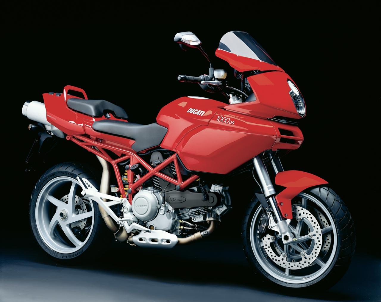 Ducati Multistrada 1000 DS 2006 images #79199