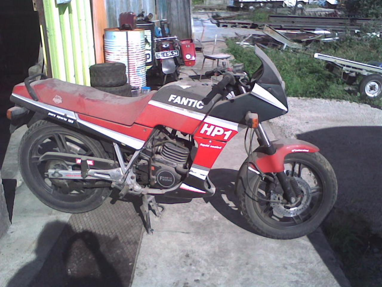 Fantic 125 Sport HP 1 (reduced effect) images #70733