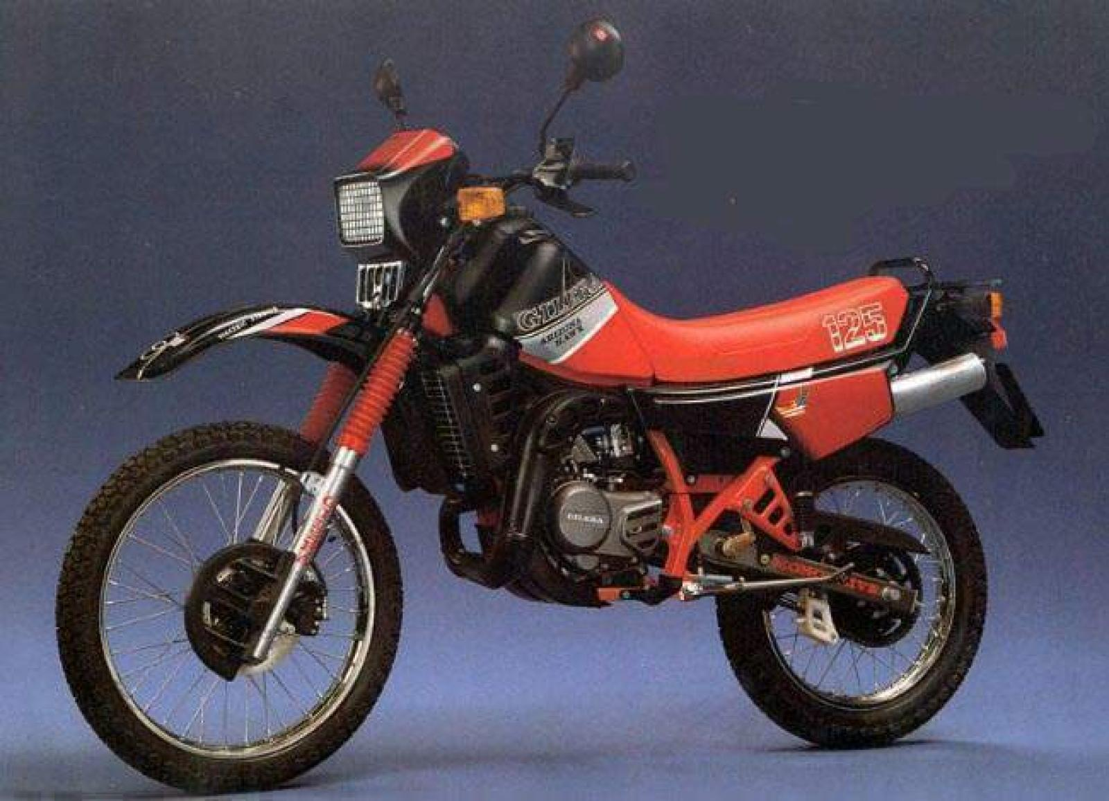 Gilera RX 125 Arizona 1985 images #73258