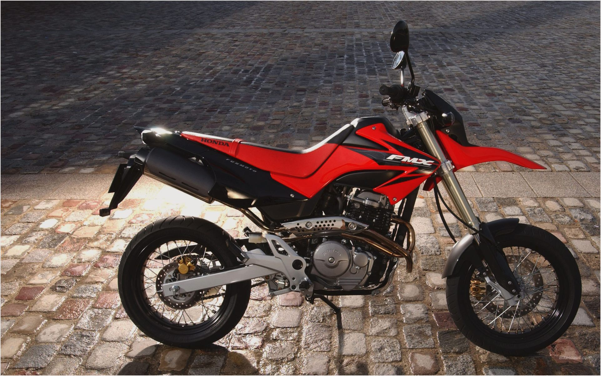 Honda FMX 650 2008 wallpapers #162356