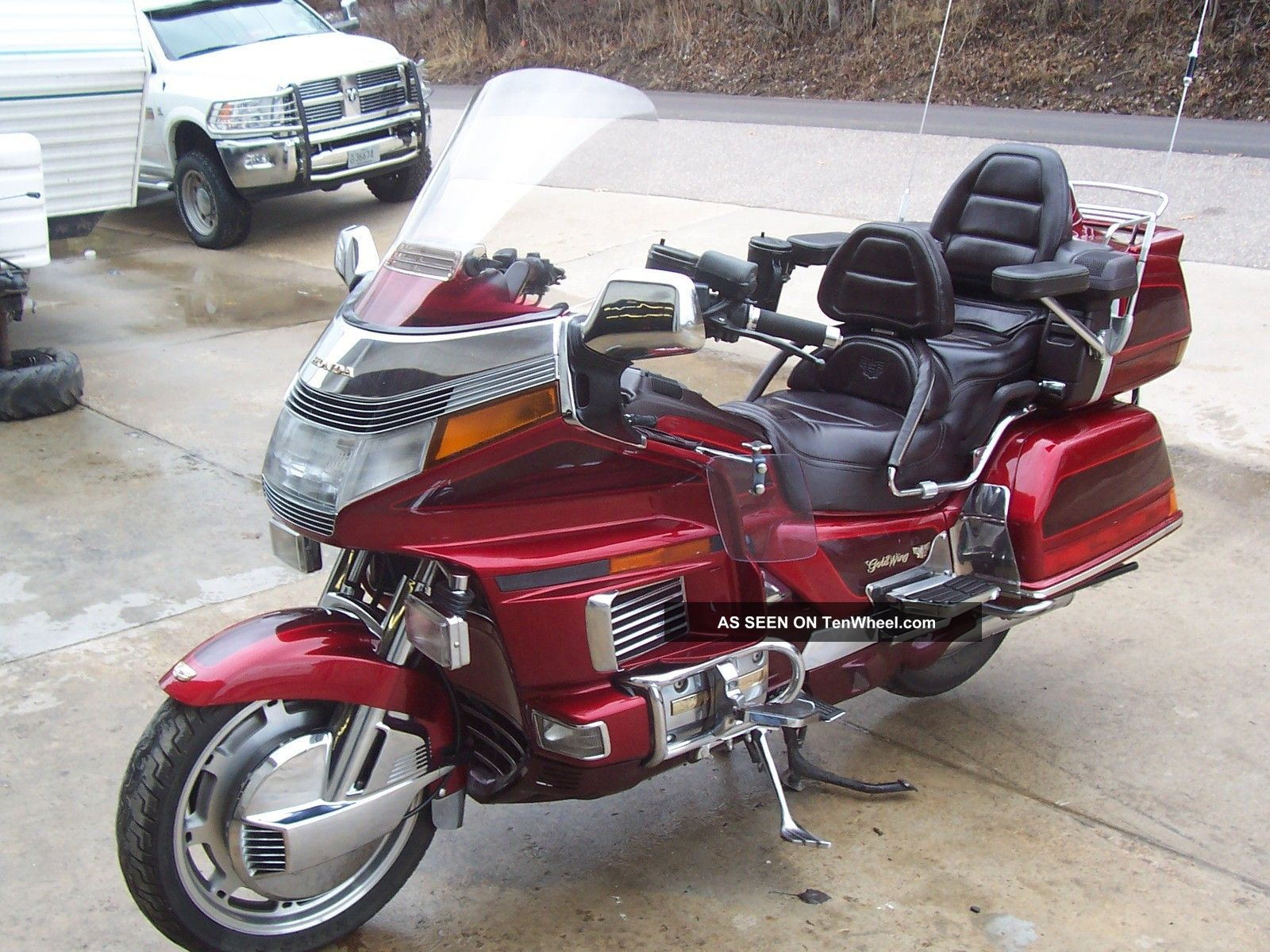 1997 honda gl 1500 se gold wing pics specs and. Black Bedroom Furniture Sets. Home Design Ideas