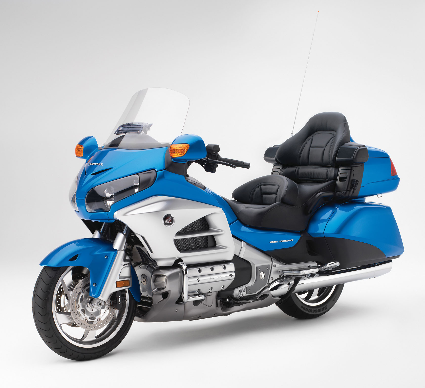 Honda GL 1800 Gold Wing 2013 images #83165