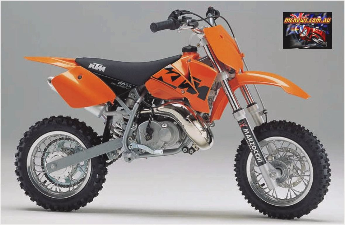 KTM 50 Senior Adventure 2007 wallpapers #135285