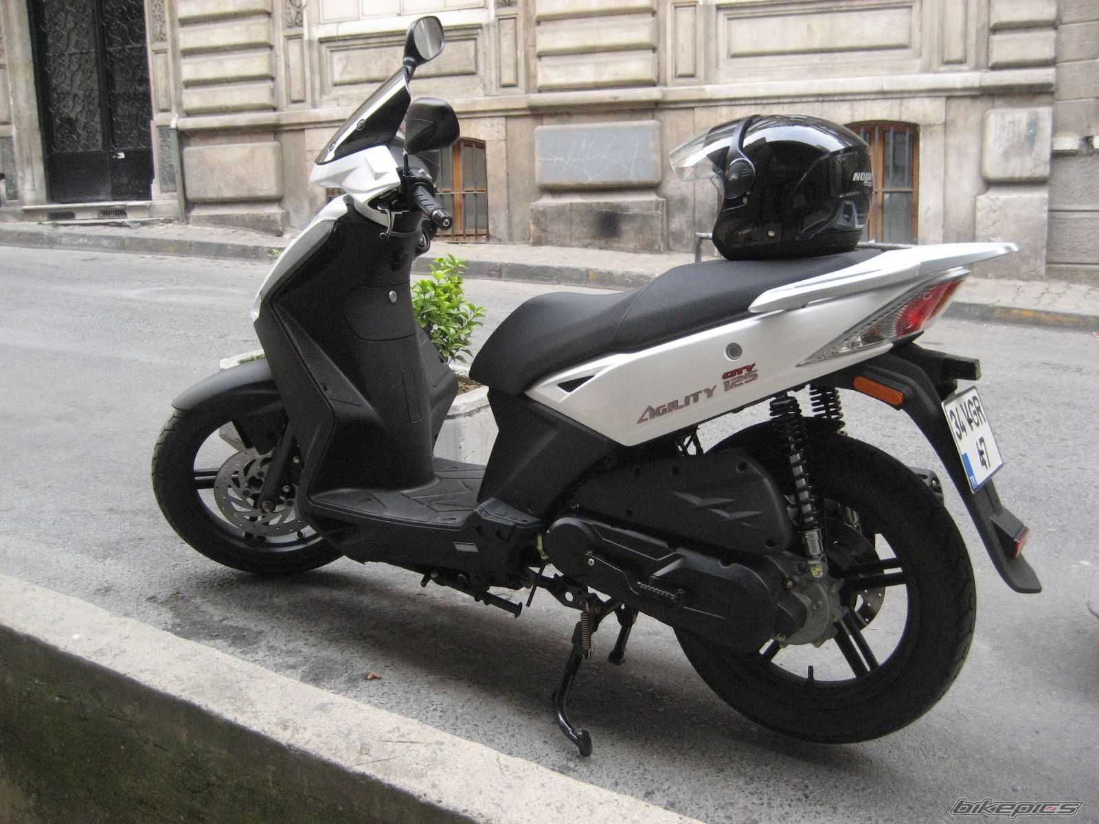 Kymco Agility 50 2008 wallpapers #139551