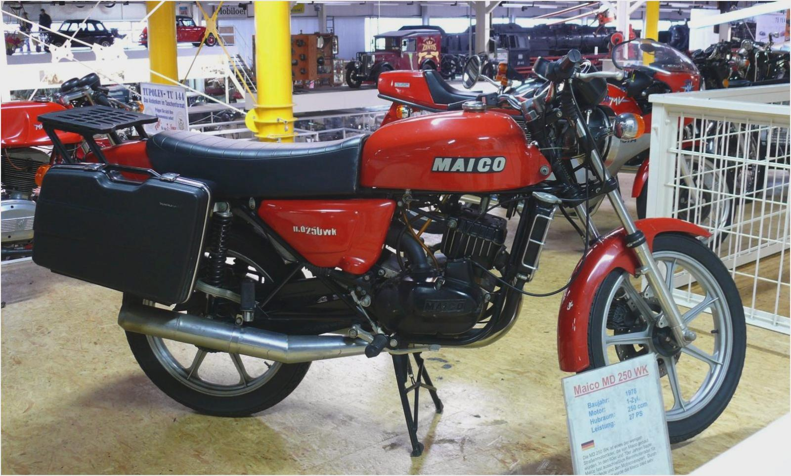 Maico MD 250 WK 1981 images #103496