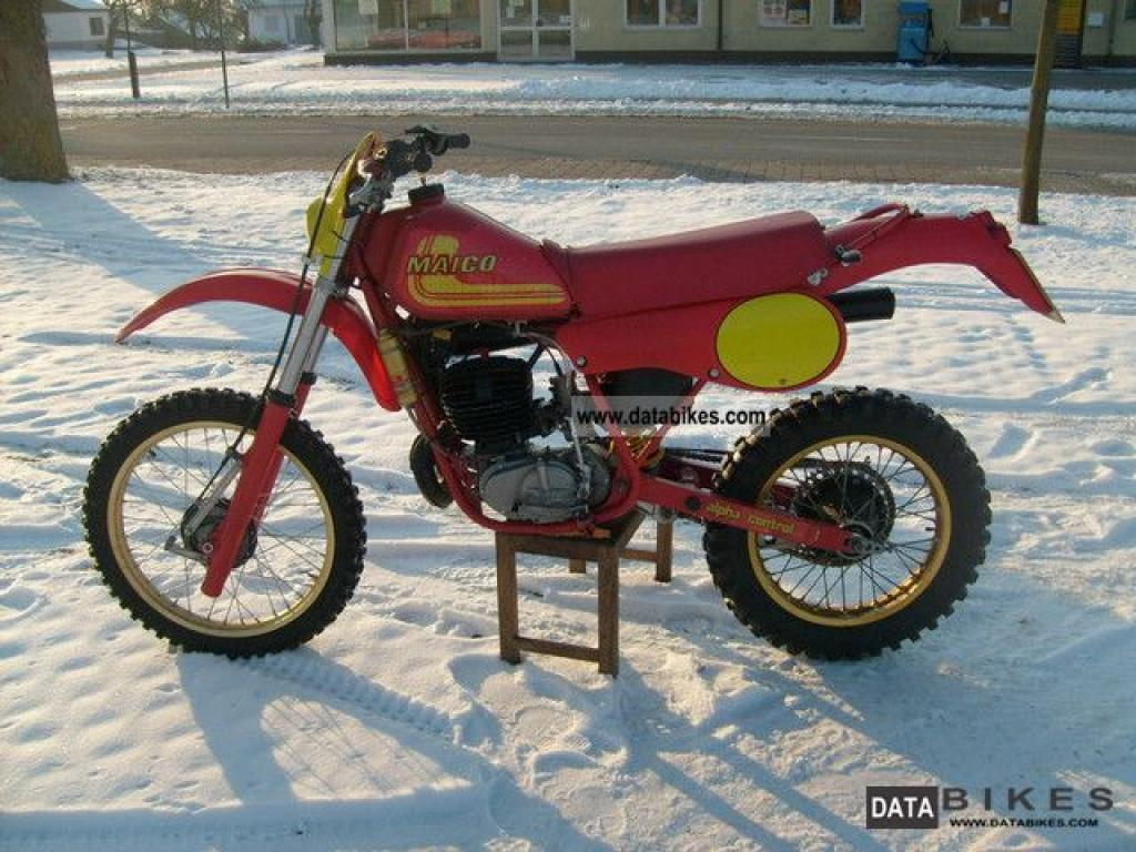 Maico MD 250/6 1977 images #102900