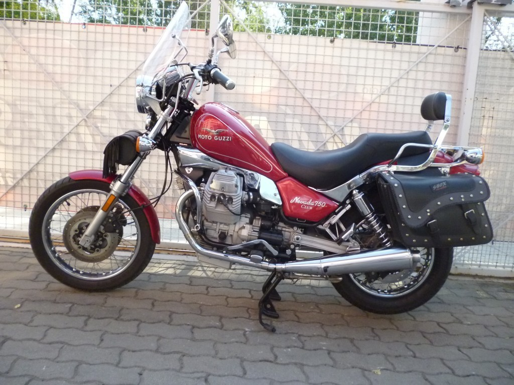 1992 moto guzzi nevada 750 pics specs and information. Black Bedroom Furniture Sets. Home Design Ideas